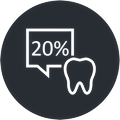 Dental Treatment 20% Off