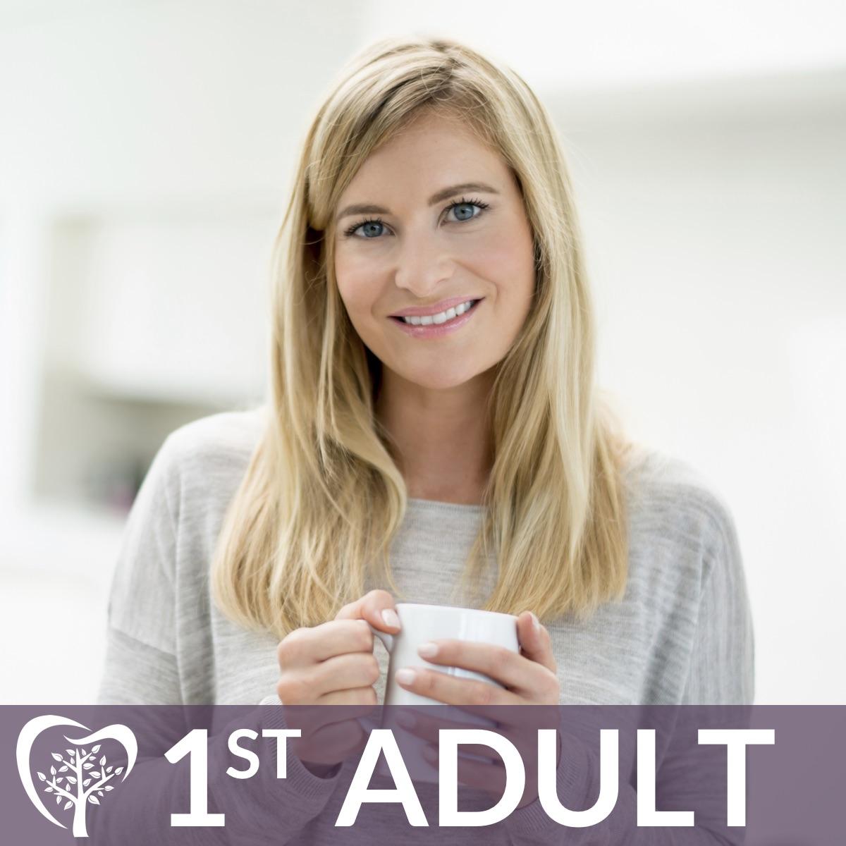 First Adult Membership in Lynchburg Dental Plan
